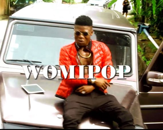 Womipop - Letter to mama video